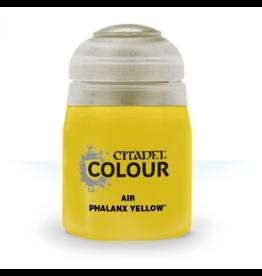Citadel Citadel Paints: Air - Phalanx Yellow