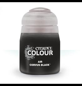Citadel Citadel Paints: Air - Corvus Black