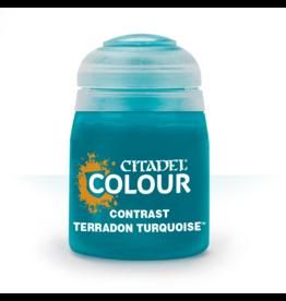 Citadel Citadel Paints: Contrast - Terradon Turquoise