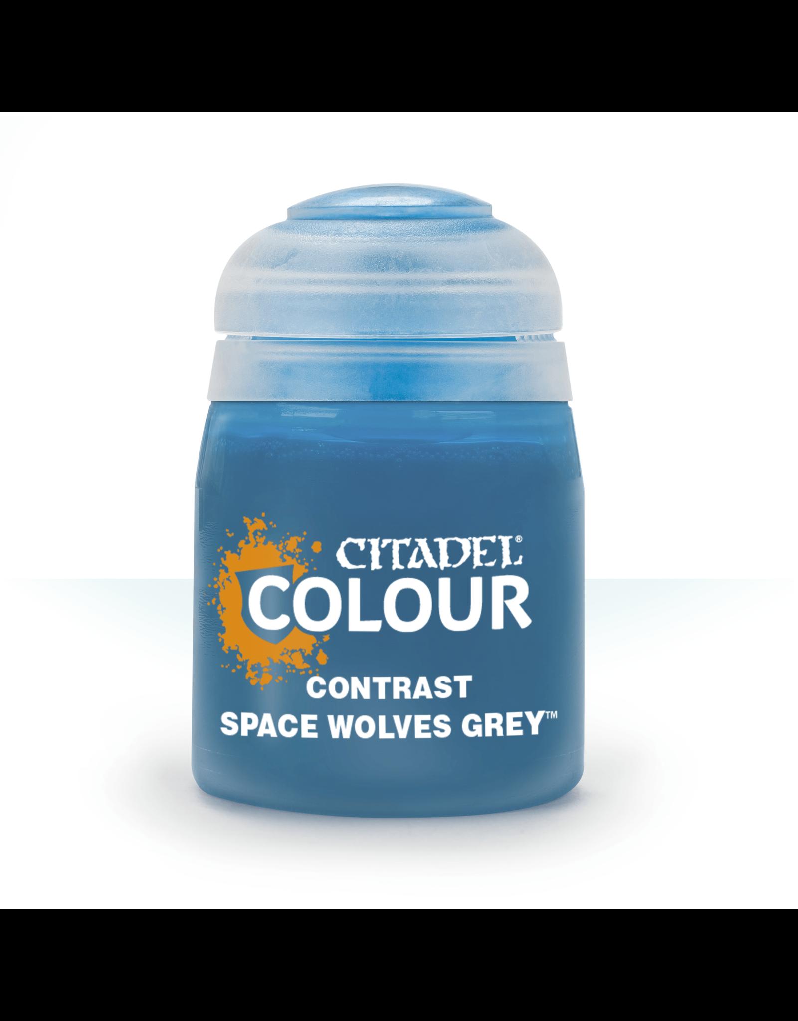 Citadel Citadel Paints: Contrast - Space Wolves Grey