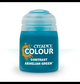 Citadel Citadel Paints: Contrast - Akhelian Green