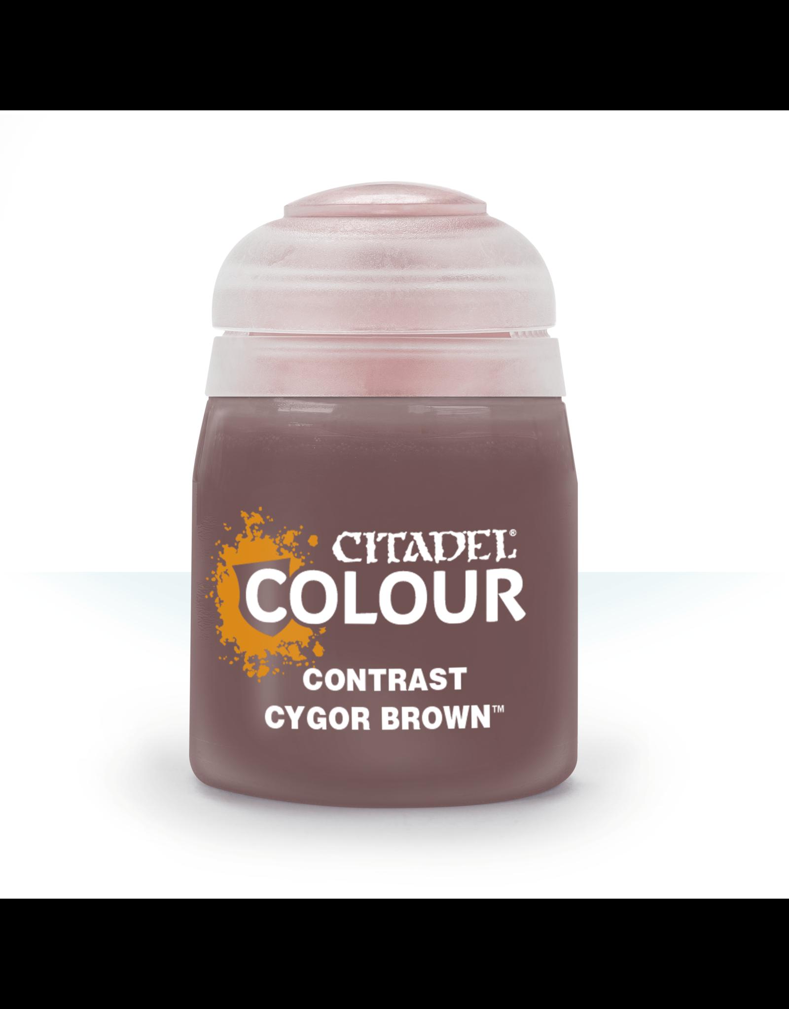 Citadel Citadel Paints: Contrast - Cygor Brown