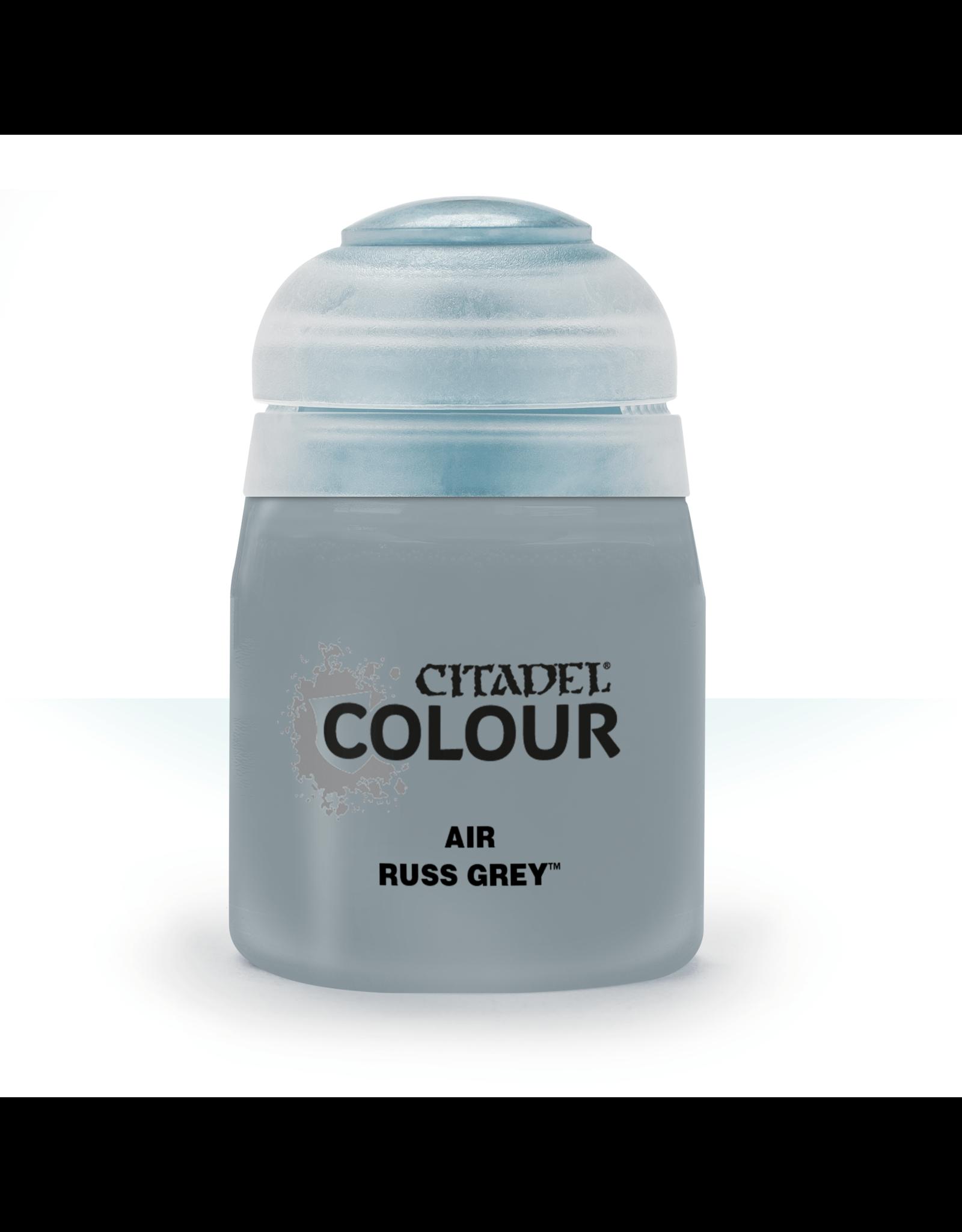 Citadel Citadel Paints: Air - Russ Grey