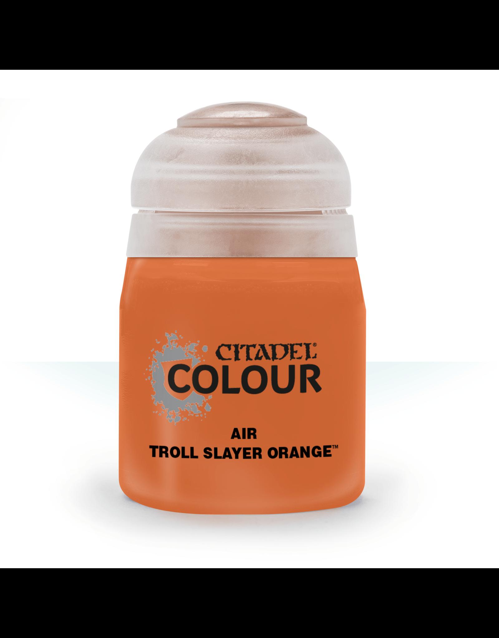 Citadel Citadel Paints: Air - Troll Slayer Orange