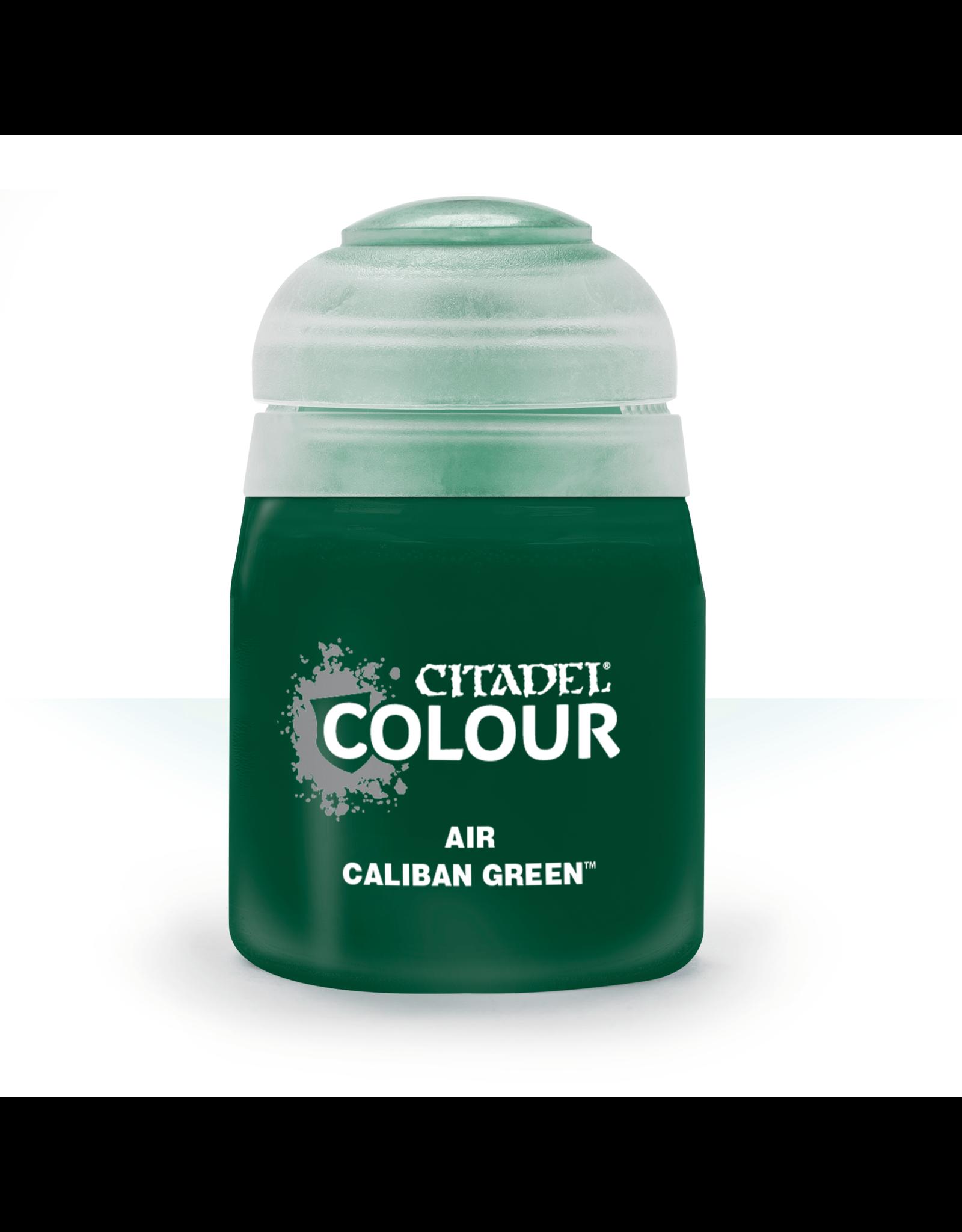 Citadel Citadel Paints: Air - Caliban Green
