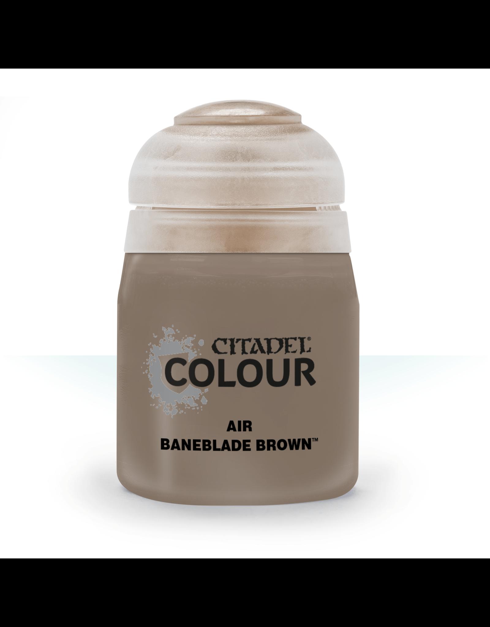 Citadel Citadel Paints: Air - Baneblade Brown