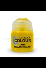 Citadel Citadel Paints: Layer - Phalanx Yellow