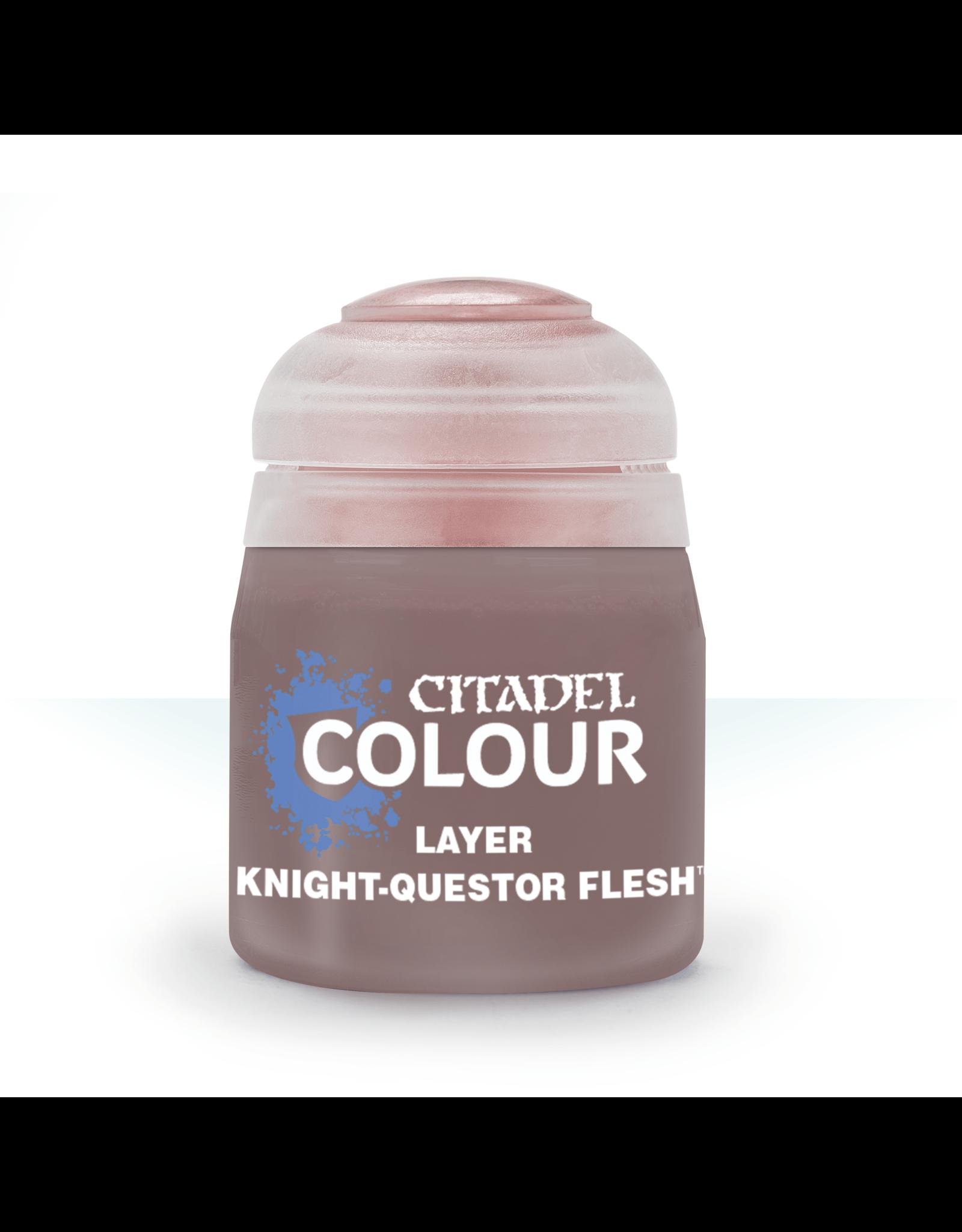 Citadel Citadel Paints: Layer - Knight-questor Flesh