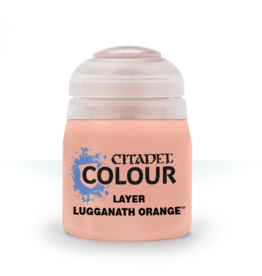 Citadel Citadel Paints: Layer - Lugganath Orange