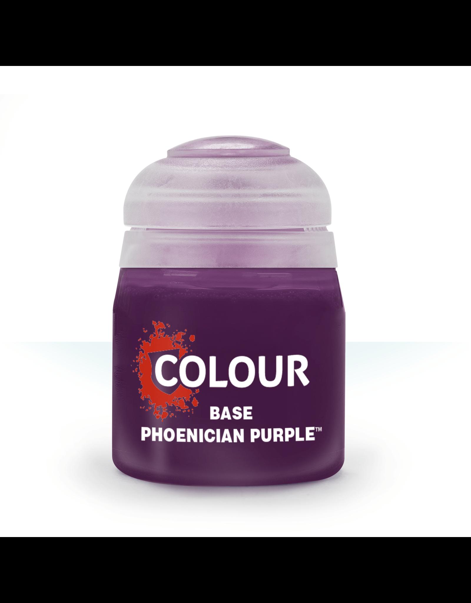 Citadel Citadel Paints: Base - Phoenician Purple