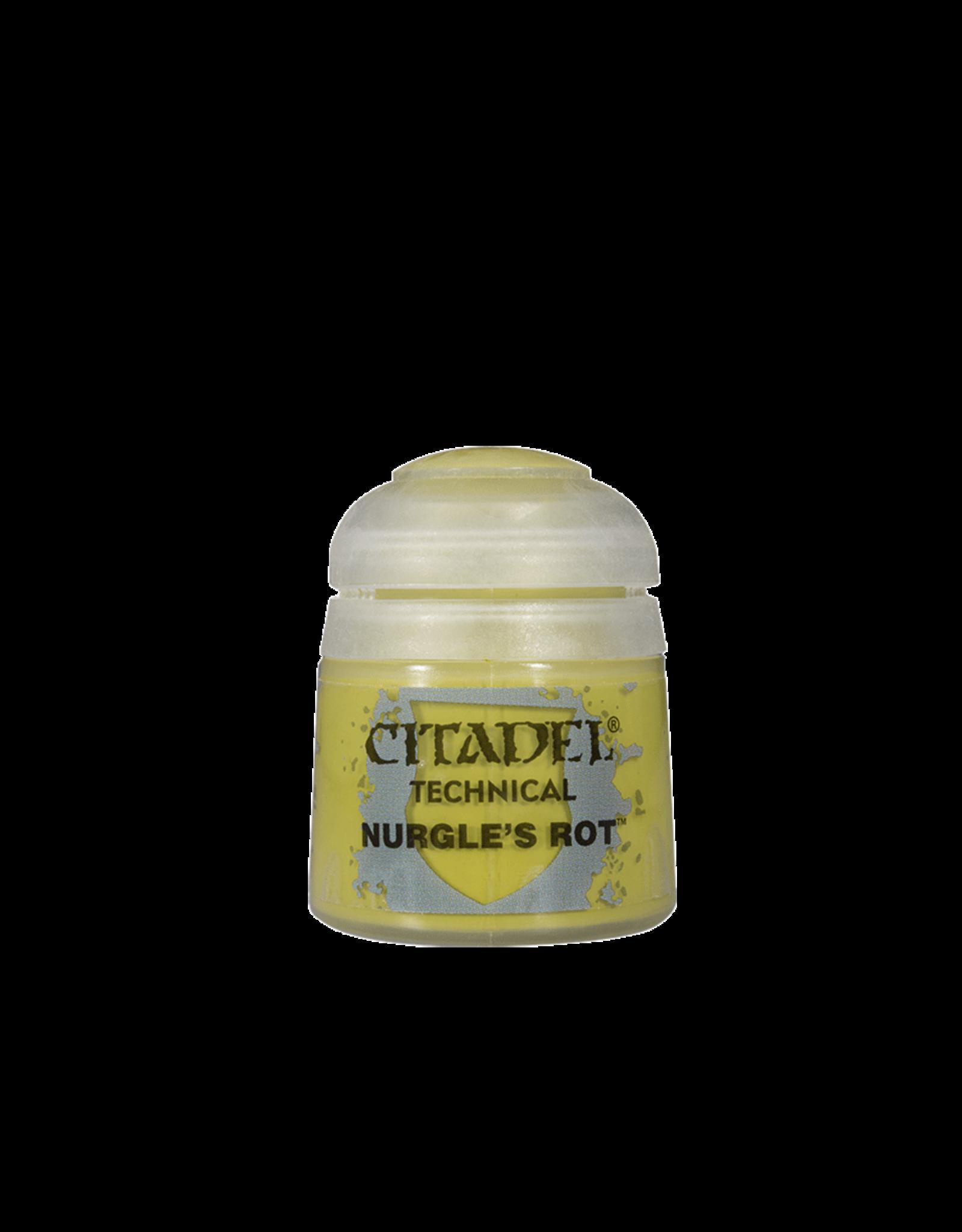 Citadel Citadel Paints: Technical - Nurgles Rot