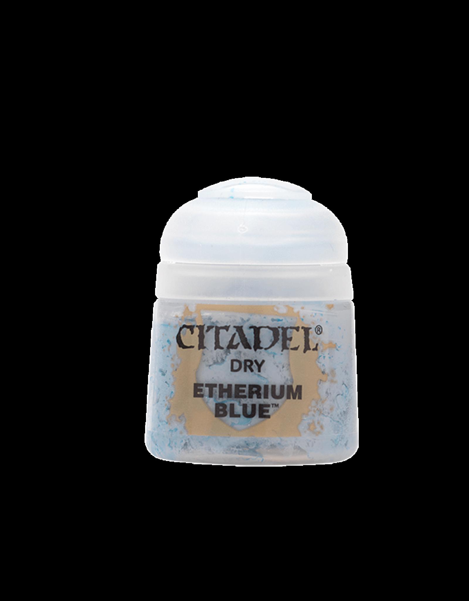Citadel Citadel Paints: Dry - Etherium Blue