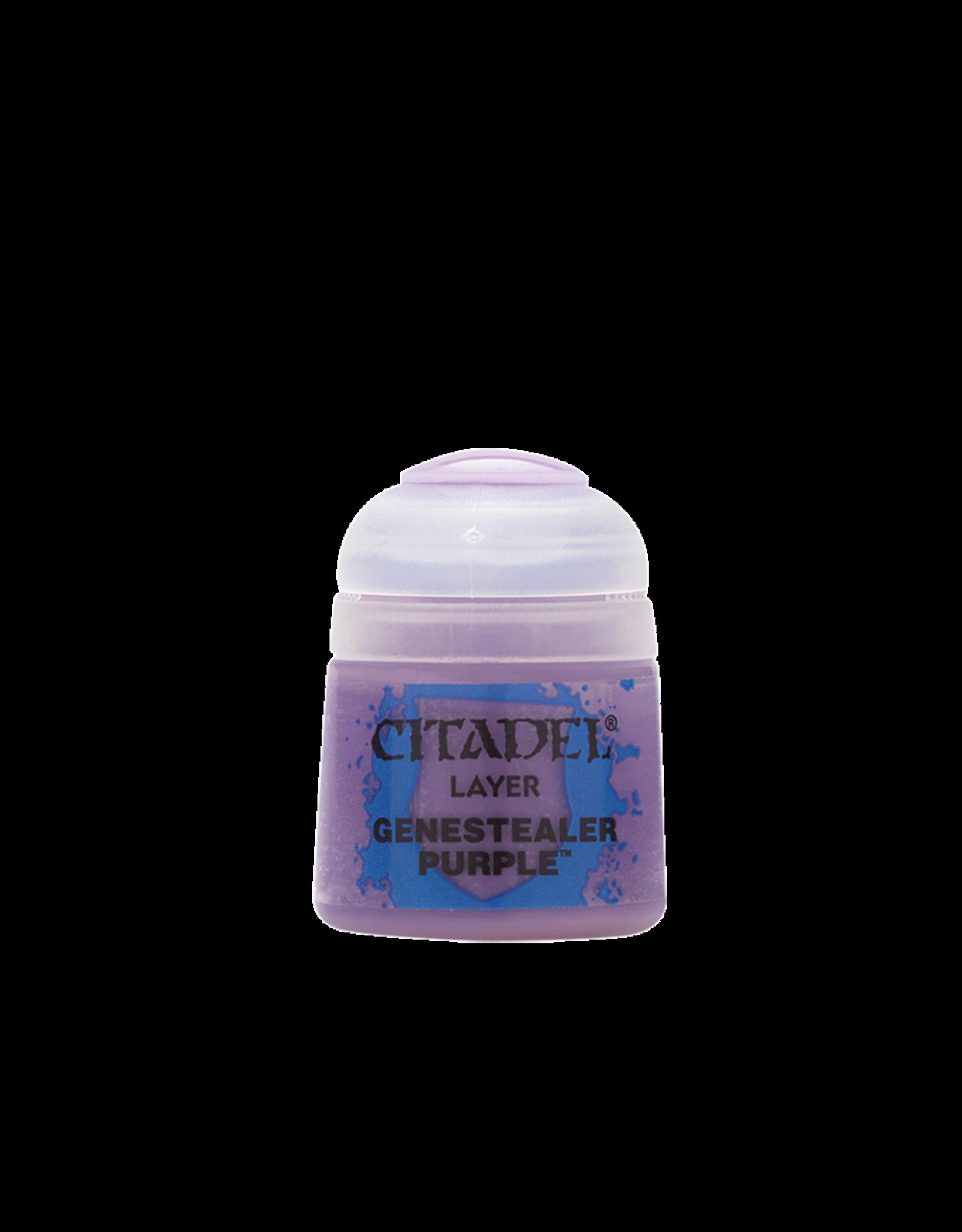 Citadel Citadel Paints: Layer - Genestealer Purple