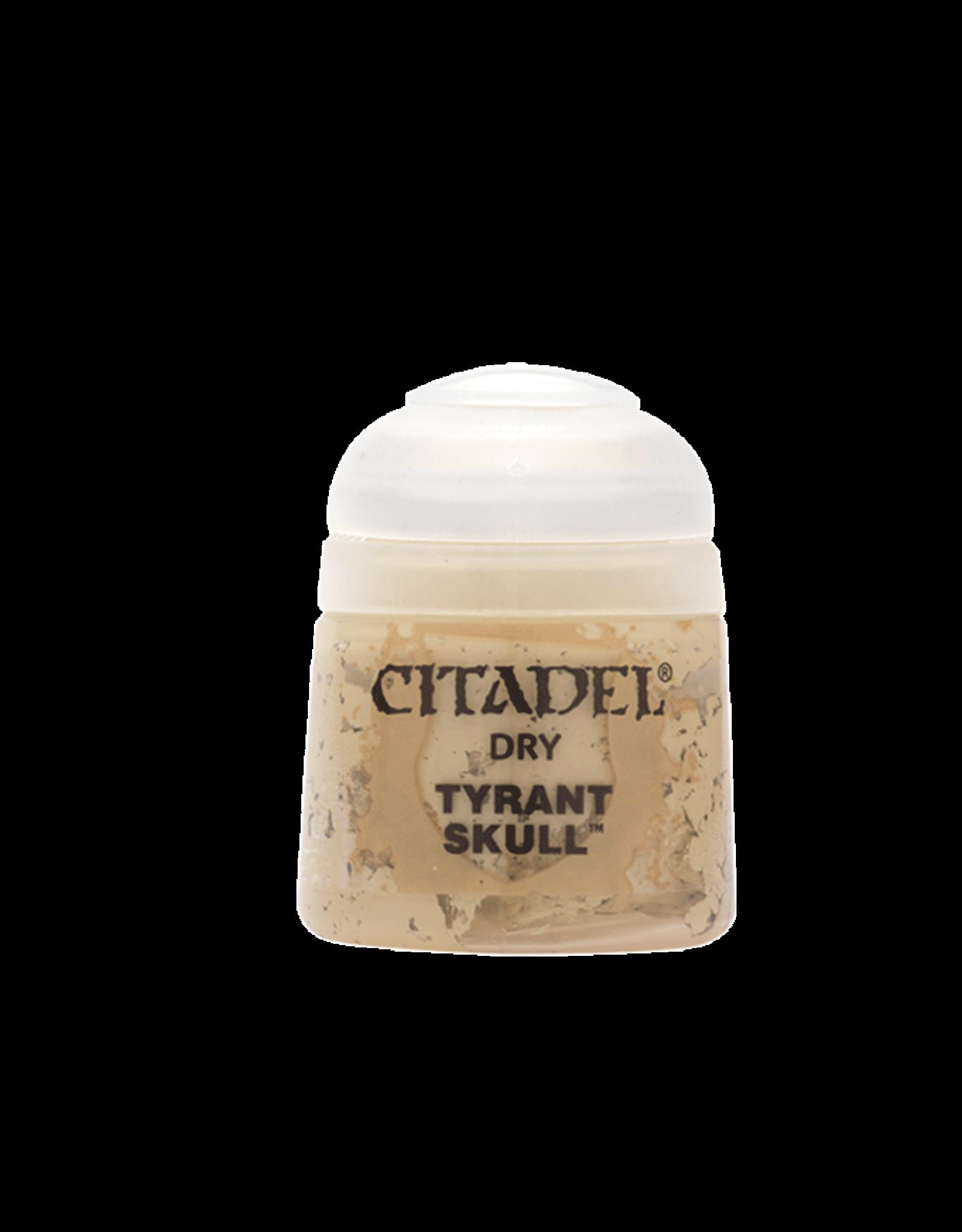 Citadel Citadel Paints: Dry - Tyrant Skull