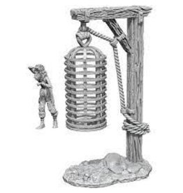 Wiz Kids WizKids Deep Cuts: W12.5 Hanging Cage
