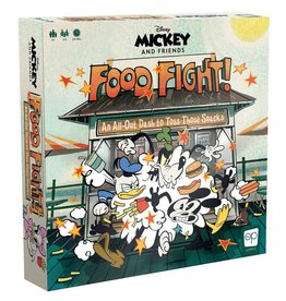 The OP Mickey and Friends Food Fight