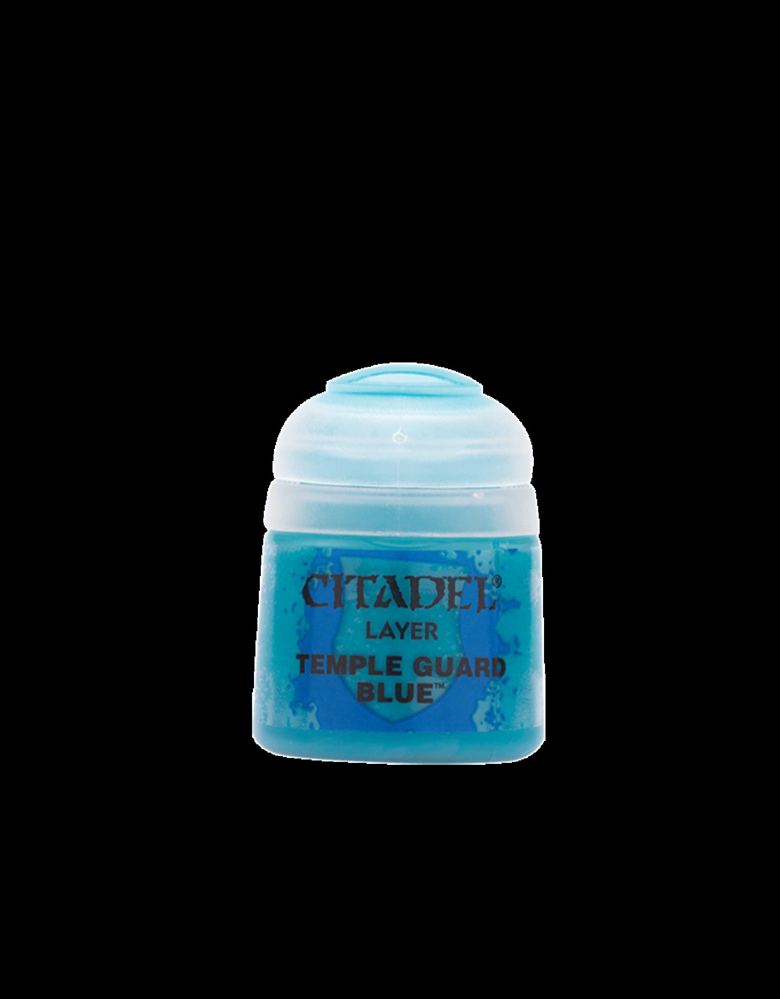 Citadel Citadel Paints: Layer - Temple Guard Blue