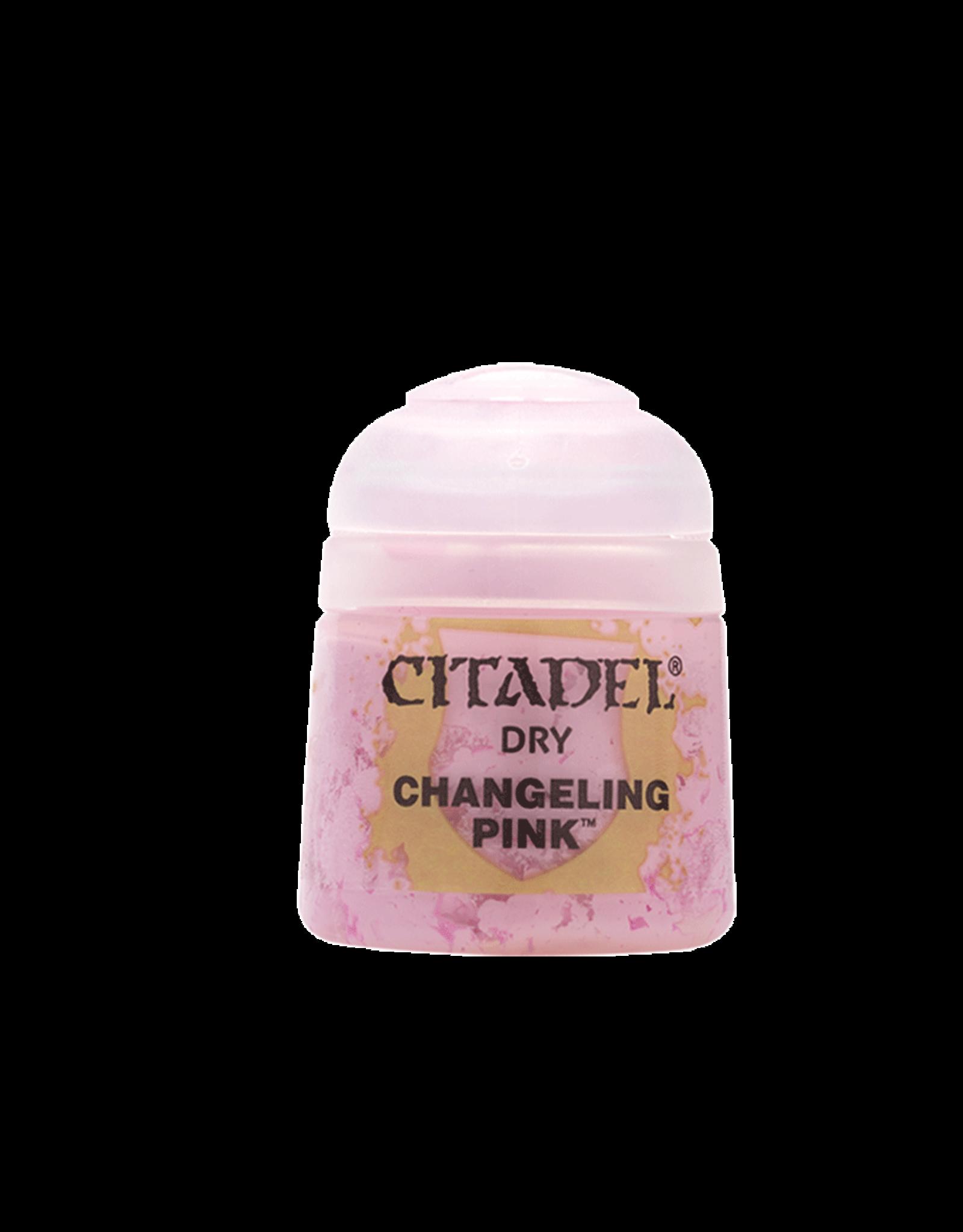 Citadel Citadel Paints: Dry - Changeling Pink