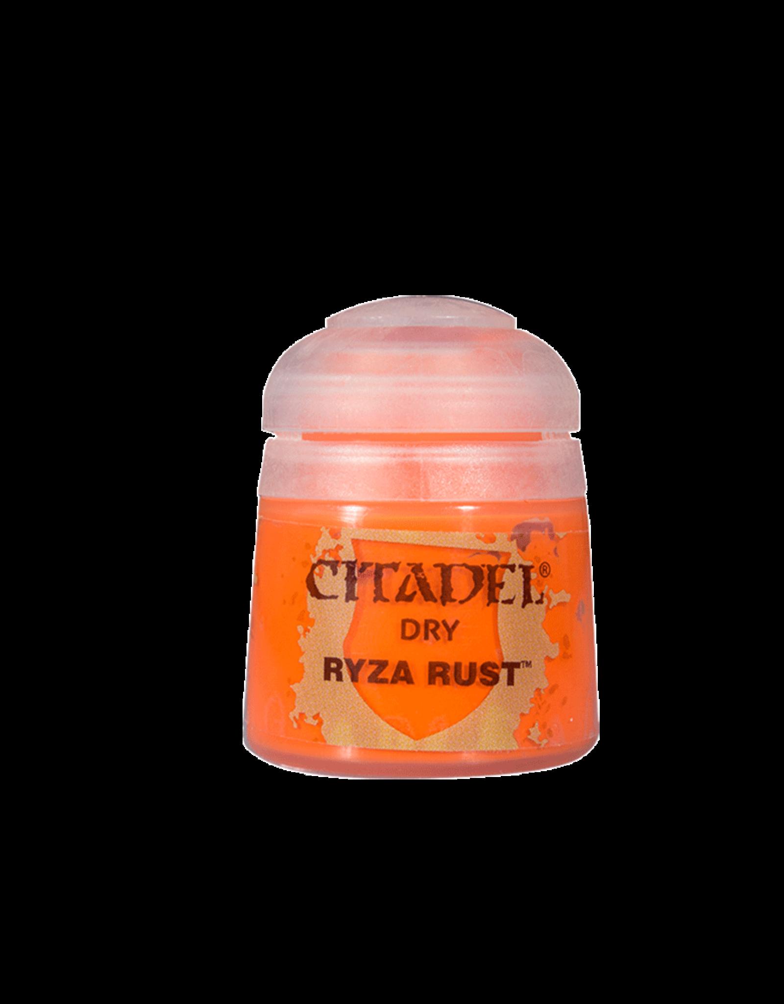 Citadel Citadel Paints: Dry - Ryza Rust