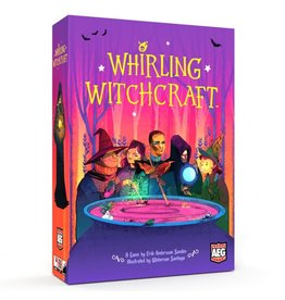 Alderac Entertainment Group Whirling Witchcraft