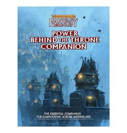 Cubicle 7 WHF: Power Behind the Throne Companion