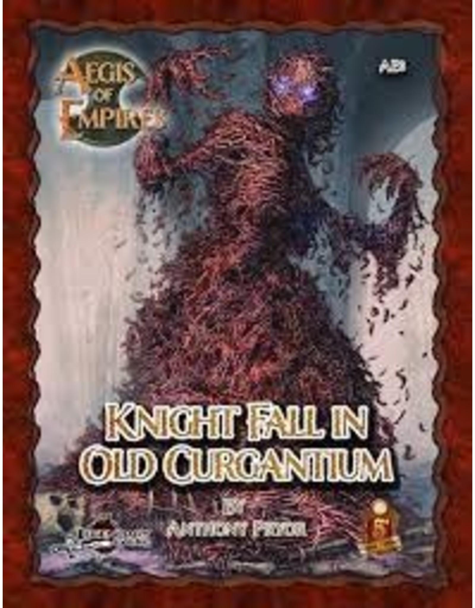 D&D 5E:AoE 6:Knight Fall Old Curgantium (ON SALE)