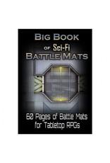 Loke Battlemats Big Book of Sci-Fi Battle Mats