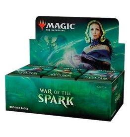 Magic MtG: War of the Spark Booster Box