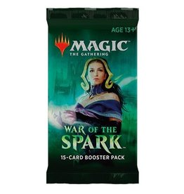 Magic MtG: War of the Spark Booster Pack
