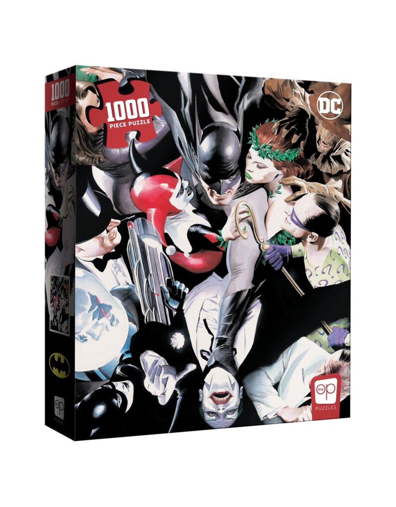 "The OP Puzzle: Batman ""Tango With Evil"" 1000pc"