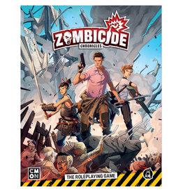 Cool Mini or Not Zombicide Chronicles RPG Core Book