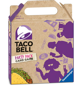 Ravensburger Taco Bell Party Pack Game