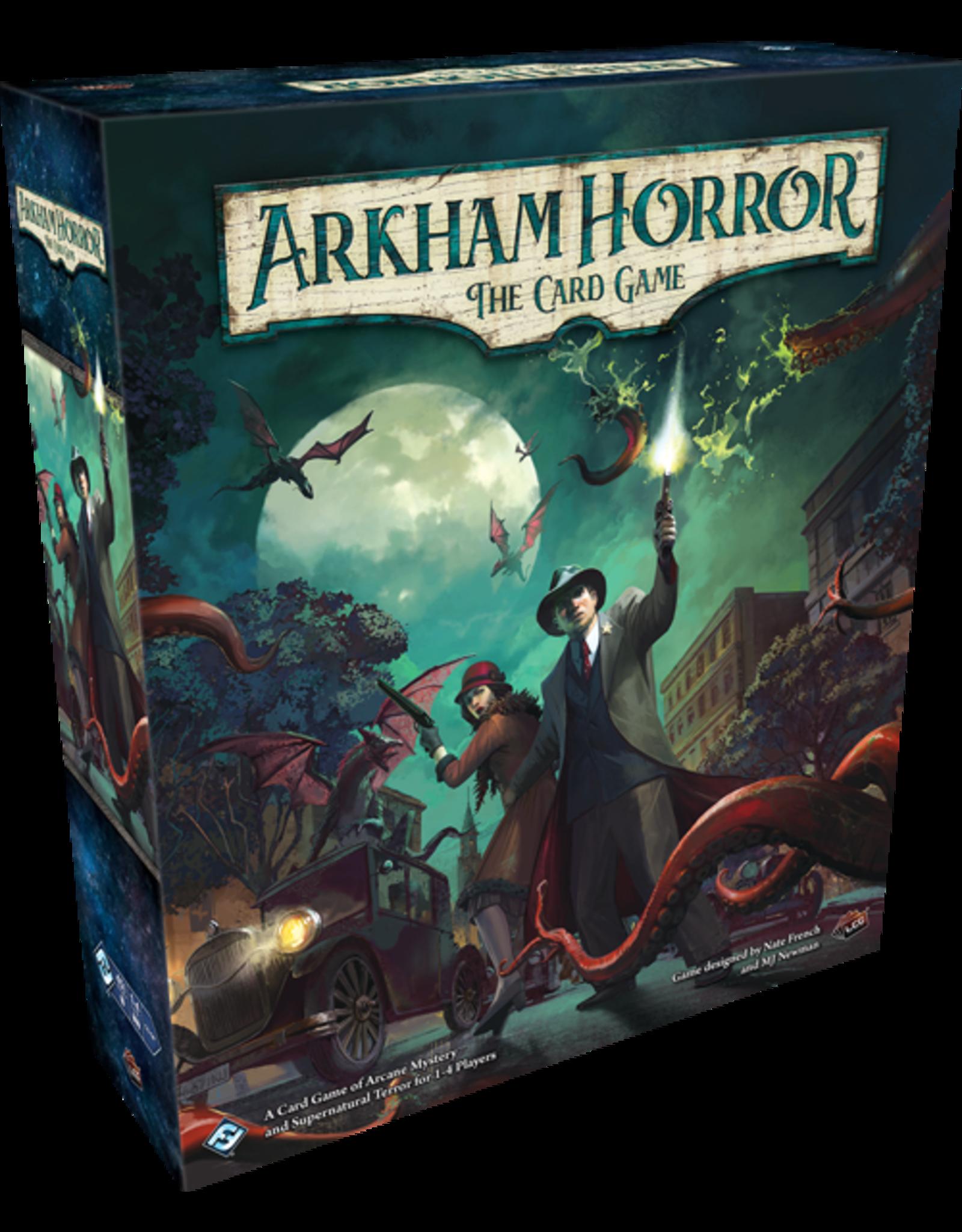 Fantasy Flight Games Arkham Horror LCG: Core Set (Revised)