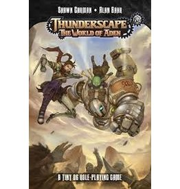 Thunderscape Tinyd6 Roleplaying Game