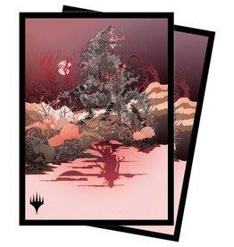 Ultra Pro Innistrad Midnight Hunt 100ct Sleeves X featuring Arlinn, the Moon's Fury