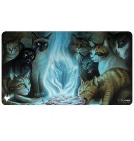 Ultra Pro Innistrad Midnight Hunt Playmat B featuring Can't Stay Away