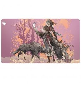 Ultra Pro Innistrad Midnight Hunt Double Sided Playmat X featuring Arlinn, the Pack's Hope