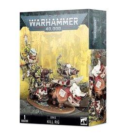 Warhammer 40K Orks: Kill Rig