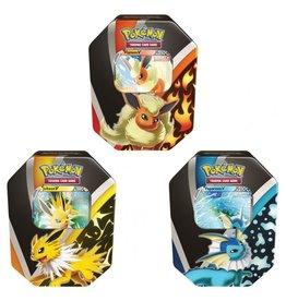 Pokemon Eevee Evolutions Tin 2021