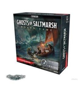 Wiz Kids D&D Ghosts of Saltmarsh Adventure System Board Game (Premium)
