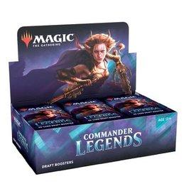 Magic MTG: Commander Legends: Draft Booster Box