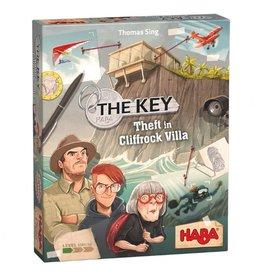 Haba The Key: Theft at Cliffrock Villa