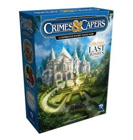 Renegade Games Studios Crimes & Capers: Lady Leona