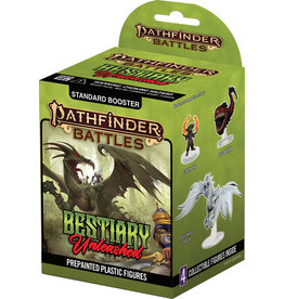 Wiz Kids Pathfinder Battles: Set 20 Bestiary Unleashed Booster