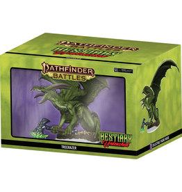 Wiz Kids Pathfinder Battles: Set 20 Bestiary Unleashed Treerazer Premium Set