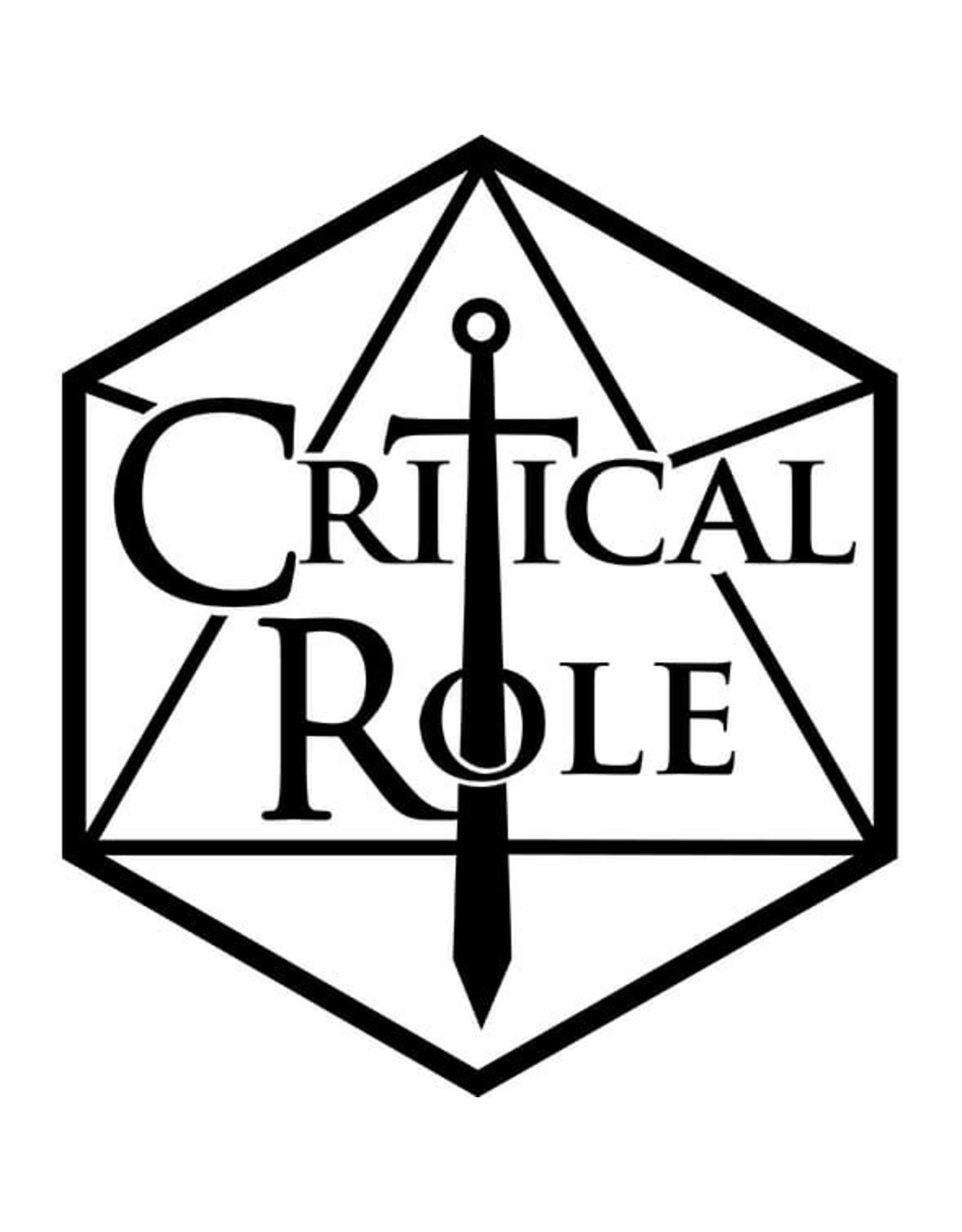 Critical Role Critical Role Pajama Set (XL)