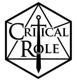 Critical Role Critical Role Pajama Set (L)