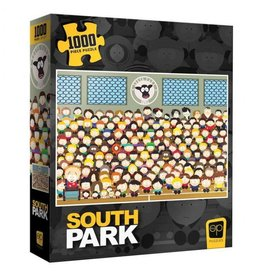 The OP Puzzle: South Park #2 1000pc