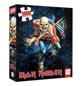 The OP Puzzle: Iron Maiden The Trooper 1000pc