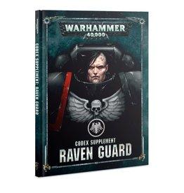 Warhammer 40K Codex Supplement: Raven Guard